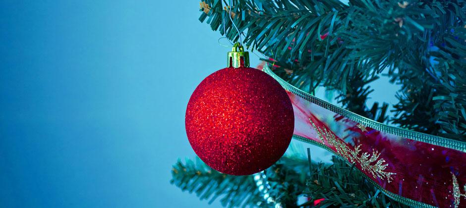 Denken Sie schon jetzt an Ihre Weihnachtsfeier